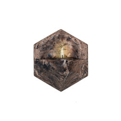 MonoFlame | Marble Art | Candlesticks / Candleholder | Valence Design