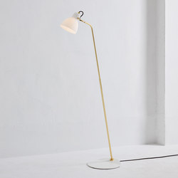 Laito Opal Floor | Lampade piantana | SEEDDESIGN