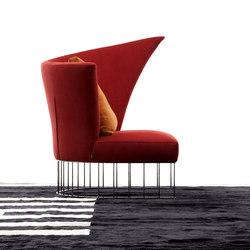 Virgola | Sillones lounge | Erba Italia
