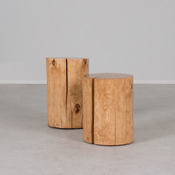 Natural Log Table | Mesas auxiliares | Pfeifer Studio