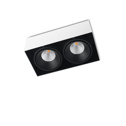 LOOK OUT DOUBLE 2X COB LED | Ceiling lights | Orbit