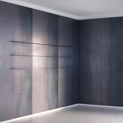 Metal Wall Panels Configuration 1 | Lamiere metallo | Isomi