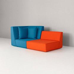 Cubit Sofa | Sofás | Cubit