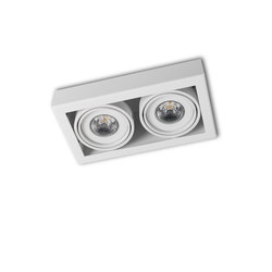 PICCOLO LOOK IN 2X COB LED | Lampade soffitto incasso | Orbit