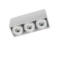 PICCOLO LOOK OUT 3X COB LED | Lampade plafoniere | Orbit