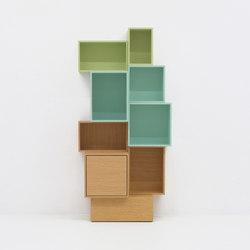 Cubit shelving system | Scaffali | Cubit