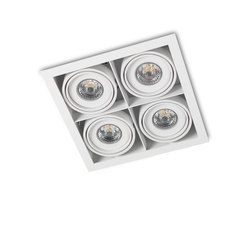 PICCOLO FRAME SQUARE 4X COB LED | General lighting | Orbit
