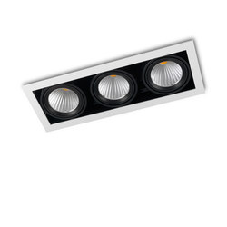 PICCOLO FRAME TRIPLE 3X COB LED | Plafonniers encastrés | Orbit