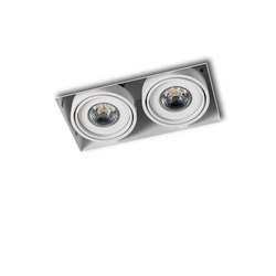 PICCOLO NO FRAME 2X COB LED | Plafonniers encastrés | Orbit
