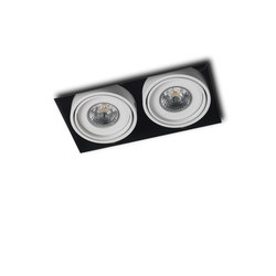 PICCOLO NO FRAME 2X COB LED | Recessed ceiling lights | Orbit
