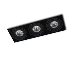 PICCOLO NO FRAME 3X COB LED | Plafonniers encastrés | Orbit
