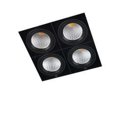 PICCOLO NO FRAME 4X COB LED | Plafonniers encastrés | Orbit