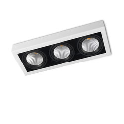 PICCOLO LOOK IN 3X COB LED | Lampade soffitto incasso | Orbit