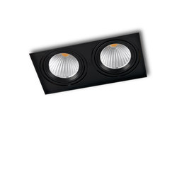 PICCOLO NO FRAME DEEP 2X  COB LED | Plafonniers encastrés | Orbit