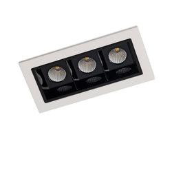 RITHM FRAME 3X COB LED | Lampade soffitto incasso | Orbit