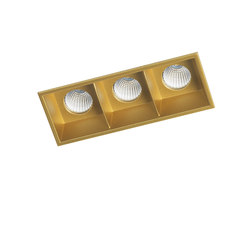 RITHM NO FRAME 3X COB LED | Lampade soffitto incasso | Orbit