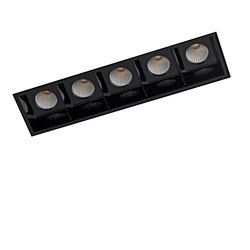RITHM NO FRAME 5X COB LED | Recessed ceiling lights | Orbit