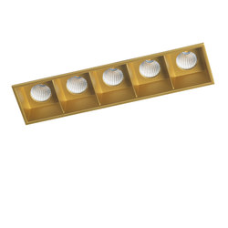 RITHM NO FRAME 5X COB LED | Lampade soffitto incasso | Orbit