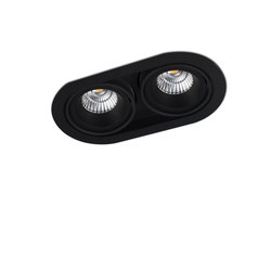 MINI RONDO DOUBLE 2X CONE COB LED | General lighting | Orbit
