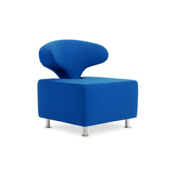 Ella 1S | Modular seating elements | Adrenalina