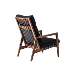 Blava | High Back Easy Chair | Lounge chairs | Ritzwell