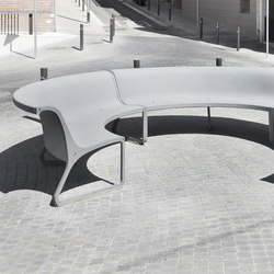Concret Concavo  |  Bench | Benches | Escofet 1886