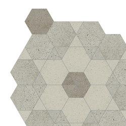 Puntozero | rosone B+C calda | Floor tiles | Cerdisa
