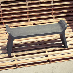 Kelly | Backless Bench | Bancs | Escofet 1886