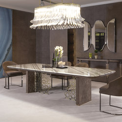 Excelsior | Dining tables | Longhi S.p.a.