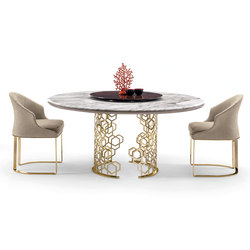 Manfred | Dining tables | Longhi S.p.a.