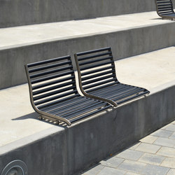 Popular | Exterior benches | Escofet 1886