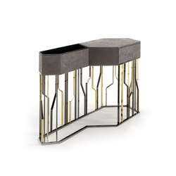 GinzaEvo | Console tables | Longhi S.p.a.