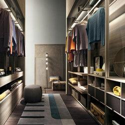 Hangar   Walk-in wardrobes   LEMA
