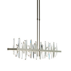 Solitude Large LED Pendant | Suspended lights | Hubbardton Forge