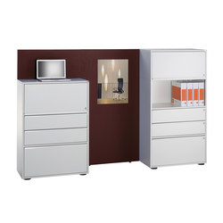 Sitag MCS room dividing partition system | Notice boards | Sitag