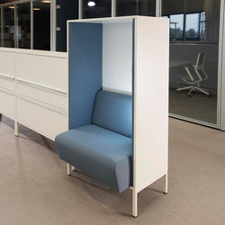 Sitag MCS room dividing partition system | Armchairs | Sitag