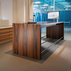 Sitag MCS room dividing partition system | gable stand-up table | Tavoli alti | Sitag