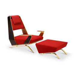 Speak Easy | Lounge chairs | Adrenalina