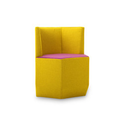 Tigram | Lounge chairs | Adrenalina