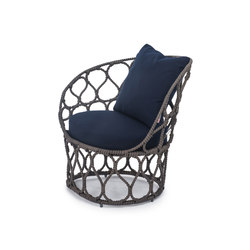 Forma Easy Armchair Petite | Chairs | Kenneth Cobonpue