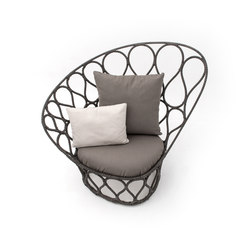 Forma Easy Armchair | Sedie | Kenneth Cobonpue