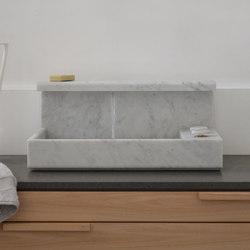 JP Washbasin marble | Lavabos | mg12