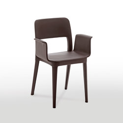 Nenè PR CF | Visitors chairs / Side chairs | Midj