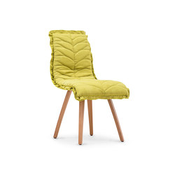 Leaf Sidechair | Sillas para restaurantes | Kenneth Cobonpue