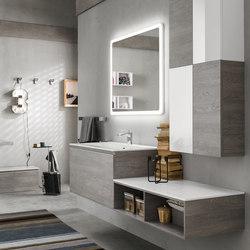 Perfetto/Perfetto+ | Bath shelving | Inda