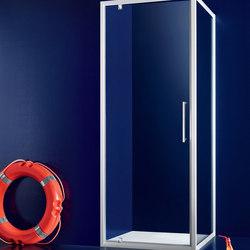 Praia Pivot door | Shower screens | Inda