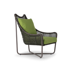 Russel Easy Armchair | Garden chairs | Kenneth Cobonpue