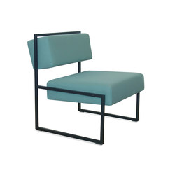 Angle Easy Chair | Loungesessel | Neil David