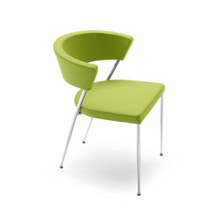 Prinz S | Visitors chairs / Side chairs | Midj