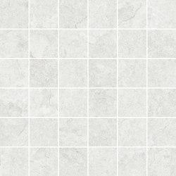 Mosaico Saria Blanco | Baldosas de suelo | VIVES Cerámica